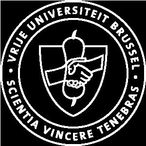 Reclamebureau Haaltert - Mioo Design - Klant Logo VUB - West-Vlaanderen