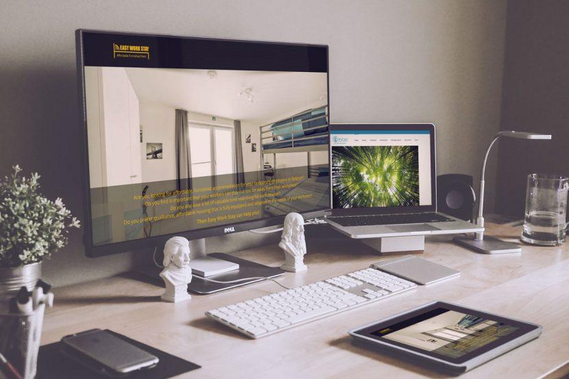 Reclamebureau Halle - Mioo Design - Webdesign - Website - Digitaal - West-Vlaanderen