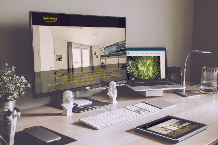 Reclamebureau Lede - Mioo Design - Webdesign - Website - Digitaal - West-Vlaanderen
