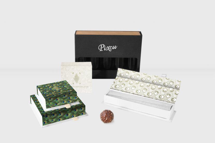 Reclamebureau-Oostende-Grafisch-ontwerper-Freelancer-Luxe-chocolade-verpakkingen